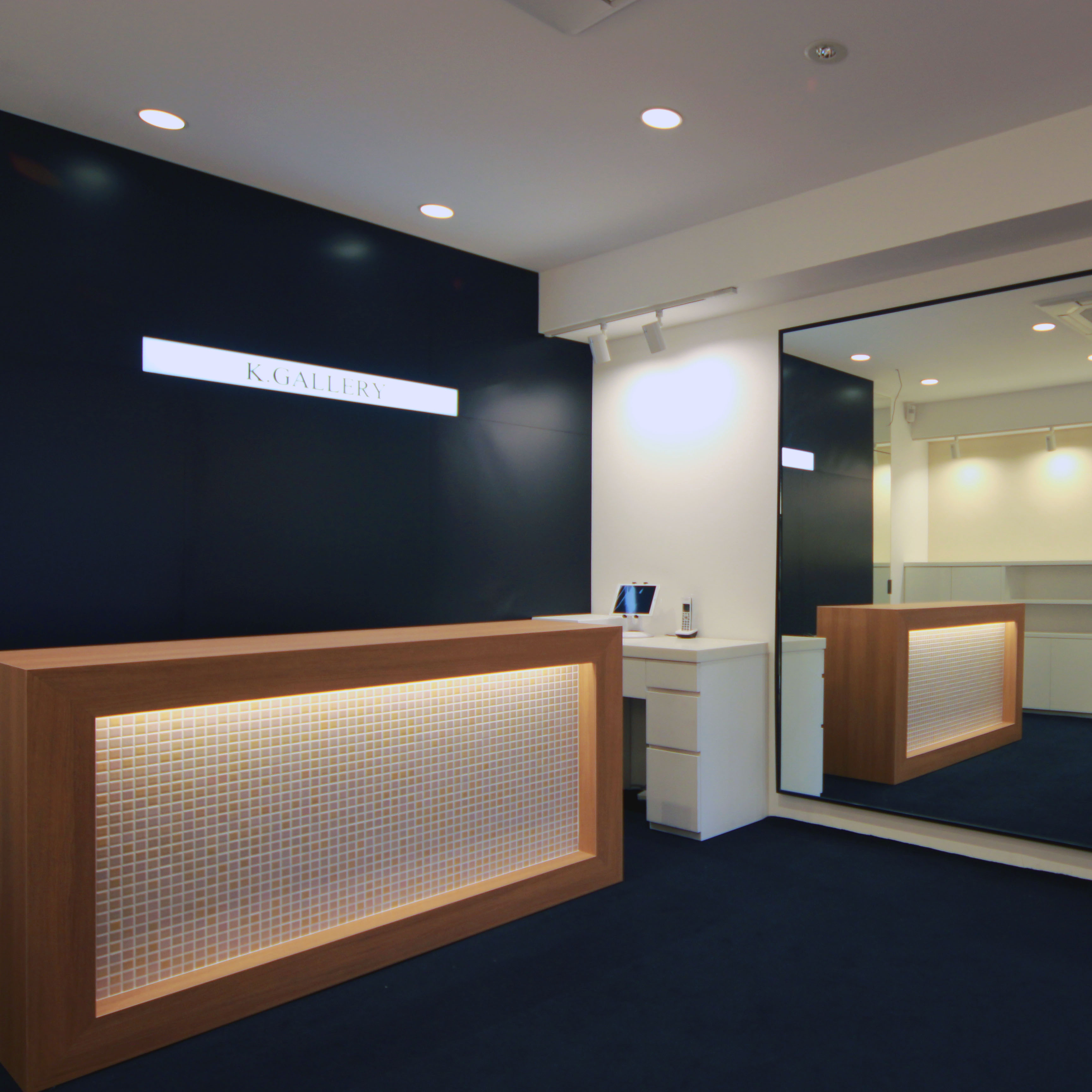 kamioka直営店 K-Gallery 外苑前